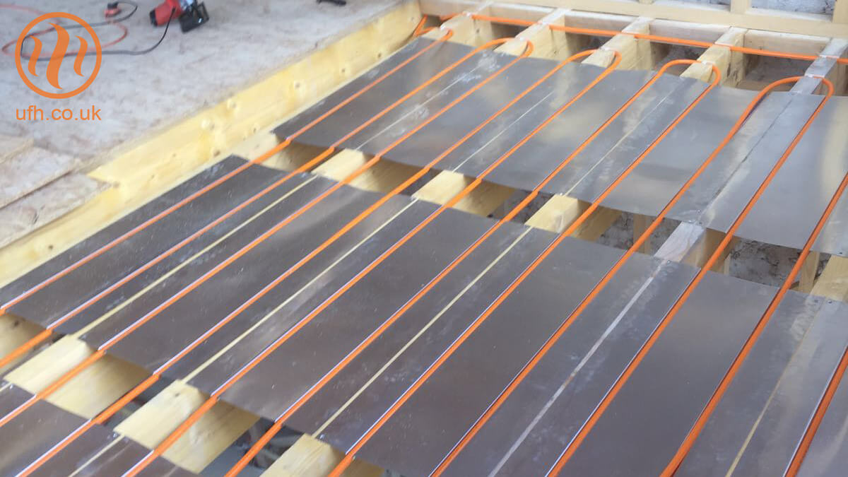 Underfloor heating and radiators asfbconference2016
