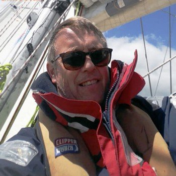 Chris Ingram takes on Clipper Race