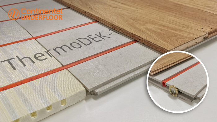 ThermoDEK™ UFH screed panel