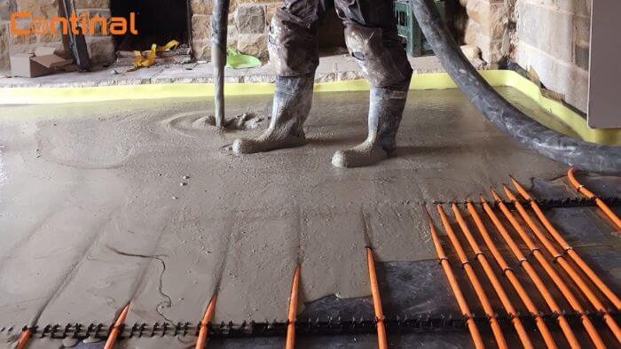 Does carpet really work with underfloor heating?