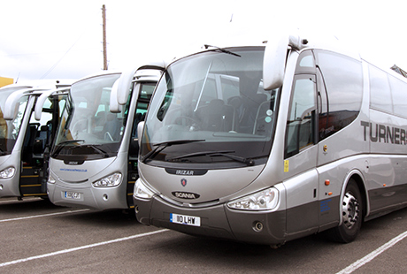 Executive Coach Fleet