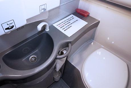 WC/ washing facilities