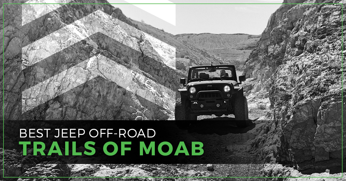 Utah Might Very Well Be The Single Greatest Destination For Off Road Lovers  Around The Entire Country. Moab, In Particular, Is The Main Attraction For  Jeep ...