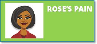 Rose's Pain