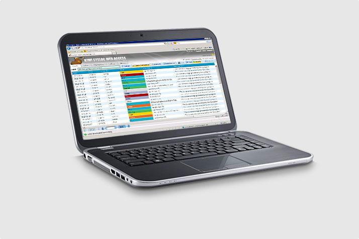 Kiwi SySlog Server – Manage Syslog messages - Solarwinds