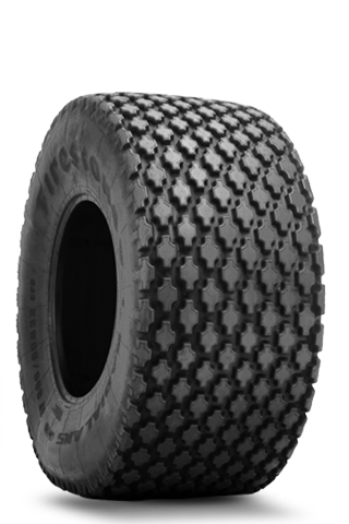 Radial All Non-Skid (ANS) Tire