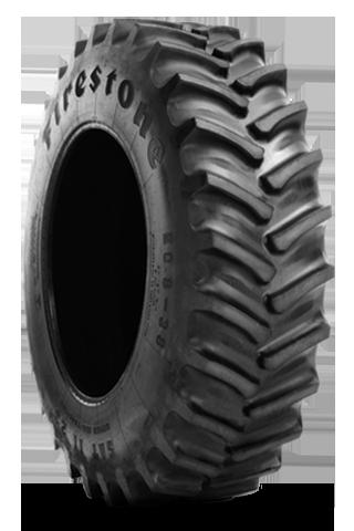Super All Traction II 23 Degree Tire