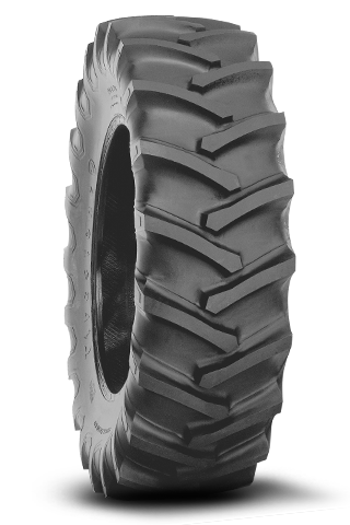 Traction Field and Road Tire