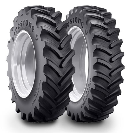 Firestone Performer EVO and Performer EVO 23° tractor tires