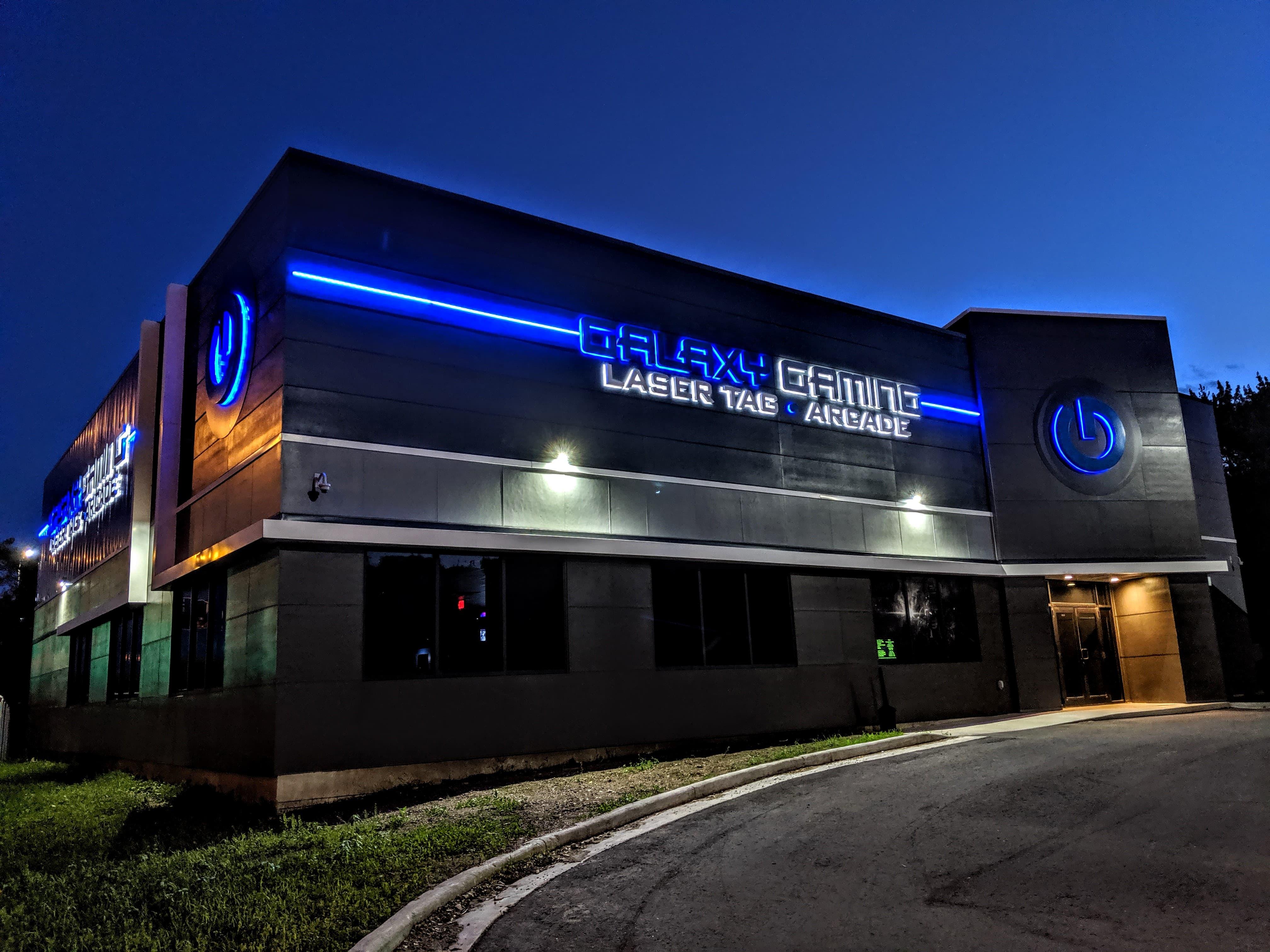 Galaxy Gaming Building