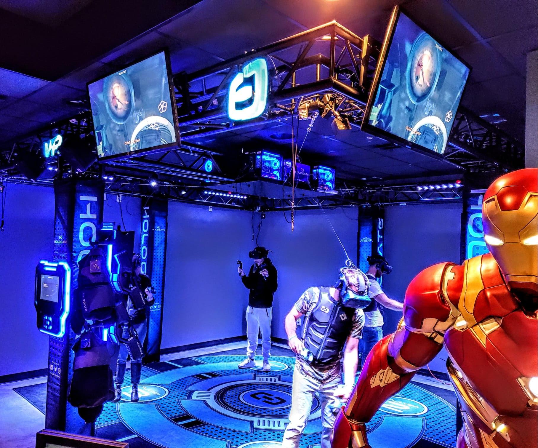 Hologate Virtual Reality