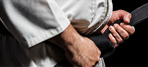What's in a black belt?