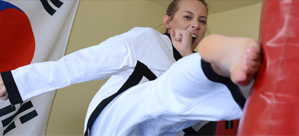 Why Tae Kwon Do?