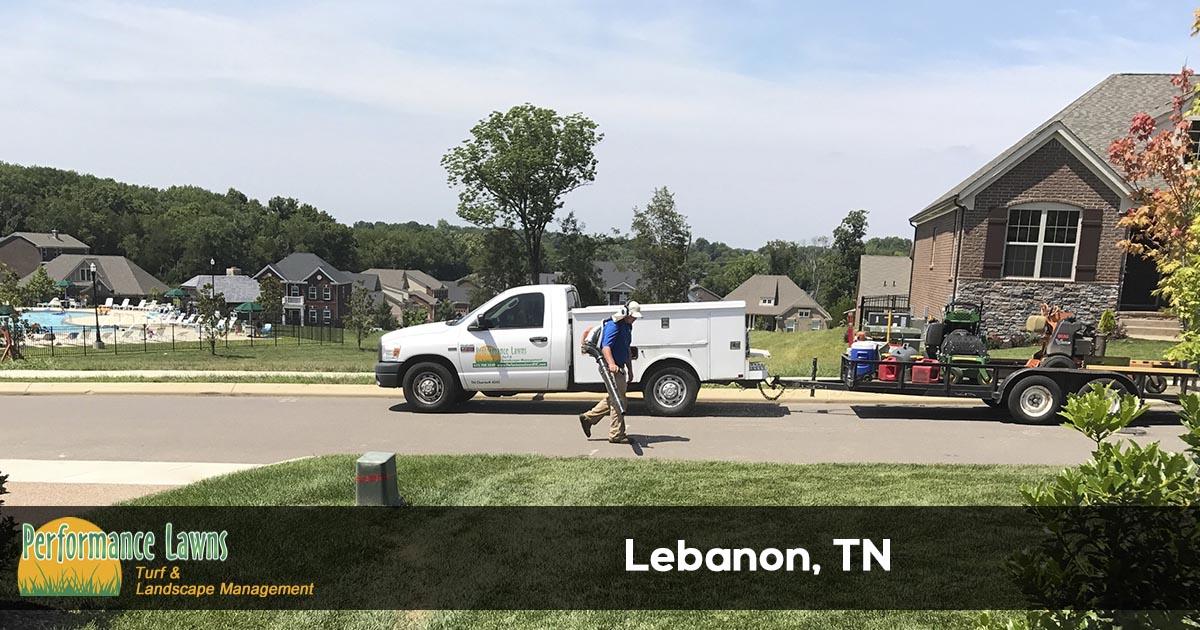 Lebanon Tennessee lawn service company