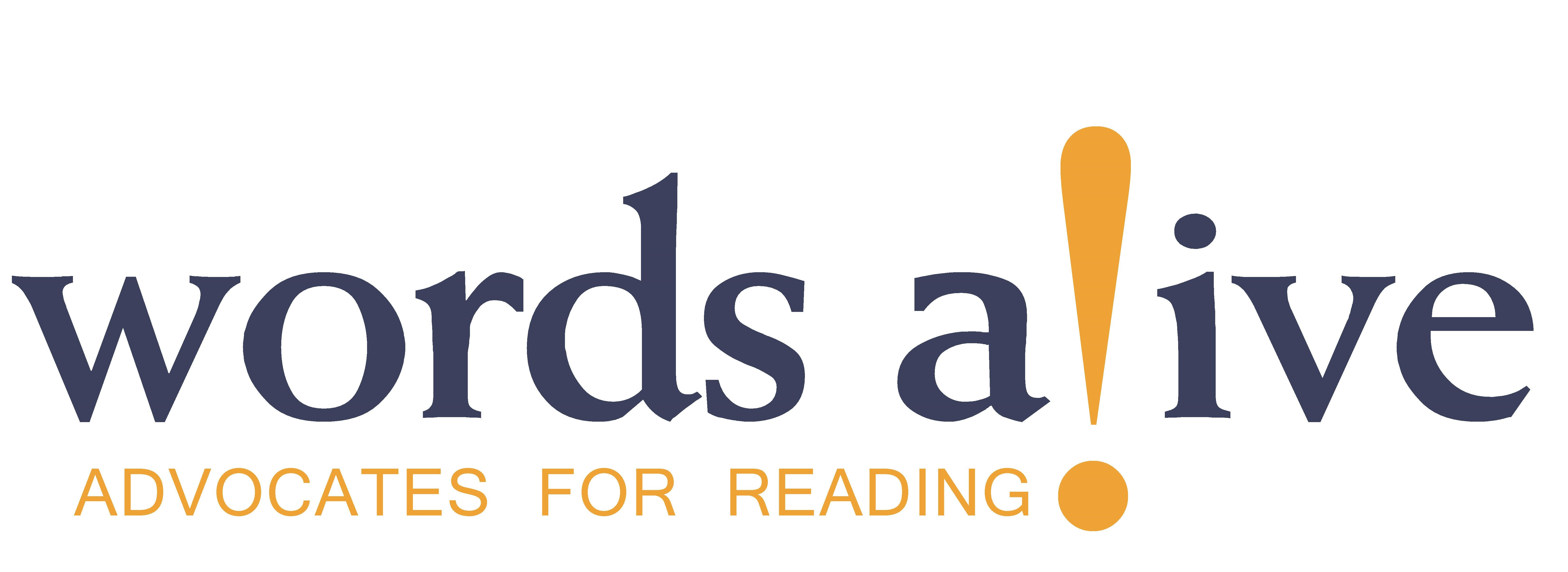 Words Alive logo
