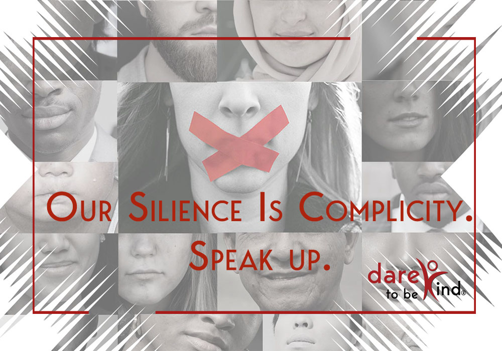 Our Silence Is Complicity banner image