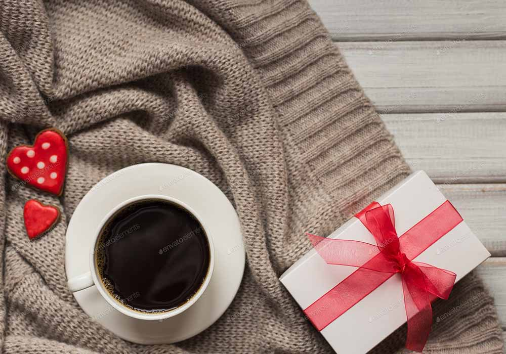 coffee and gifts