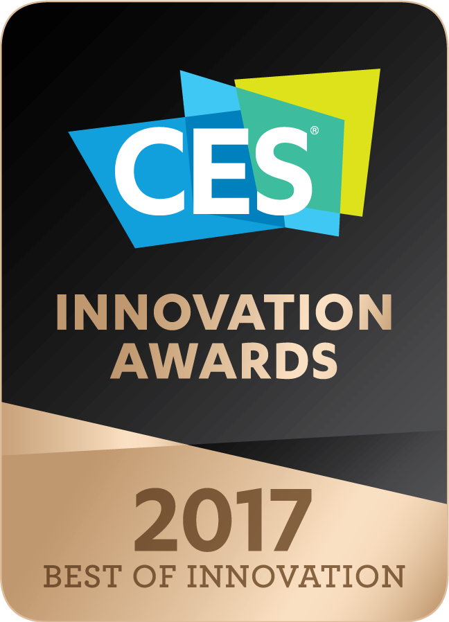 The CES 2017 Best of Innovation Award
