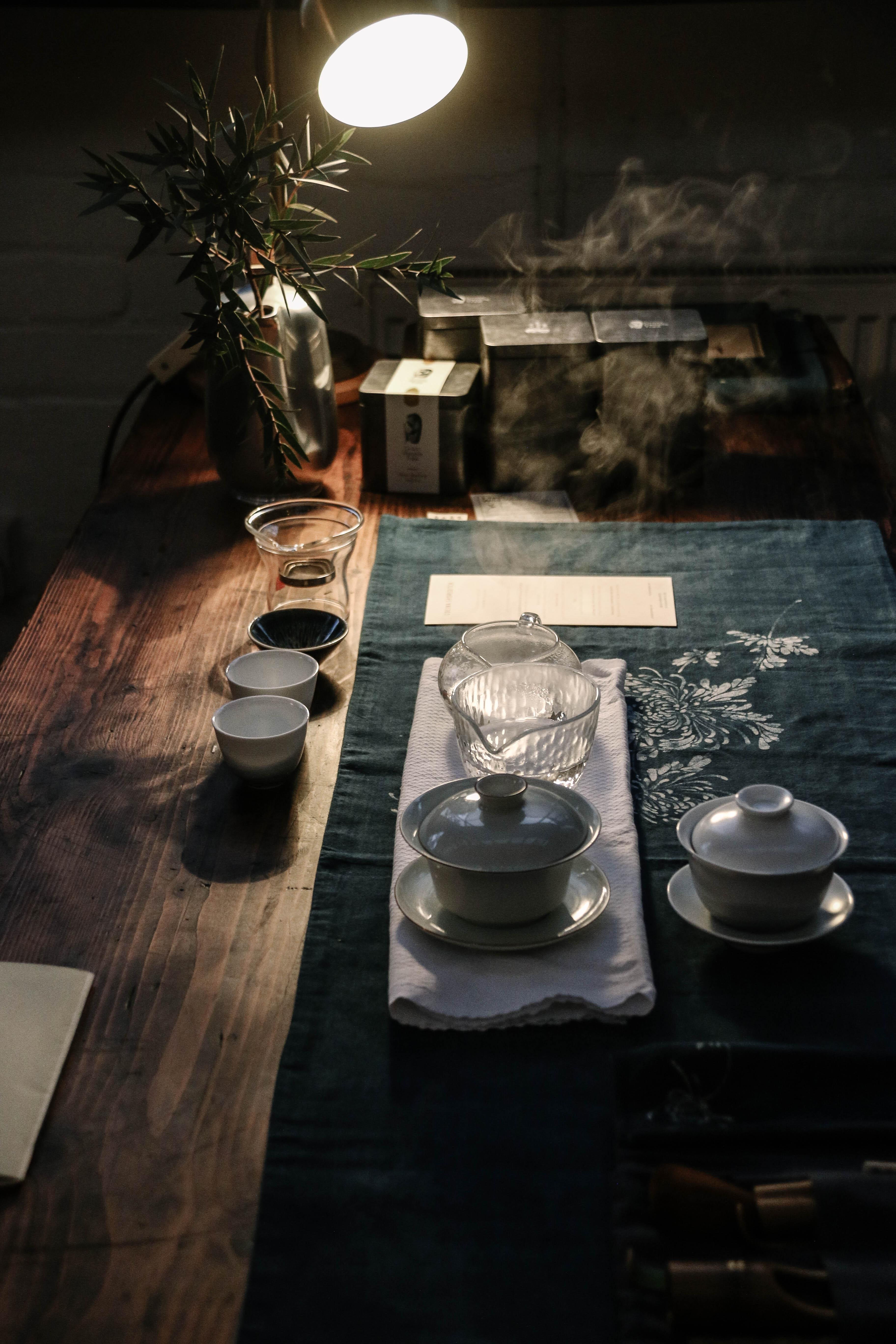 GPT Tea Experience