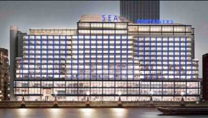 GPT at Sea Containers House