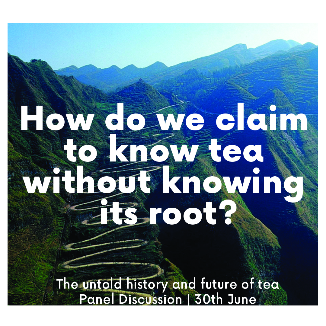 Not Just Tea: The Untold History & Future of Tea