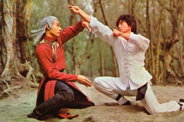 Wing Tsun Kung Fu at the Tea House (Yin Class)