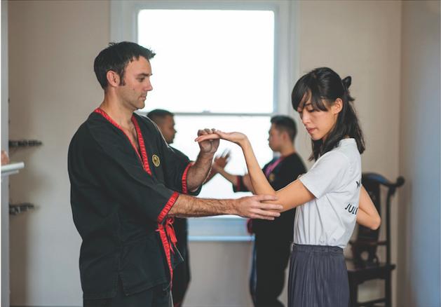 Wing Tsun Kung Fu - Mindfulness through Motion Friday Weekly