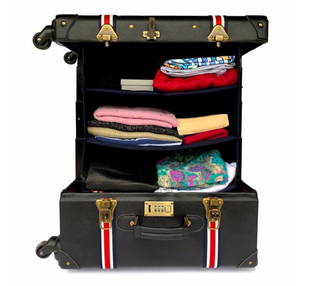 Black HeyChesto suitcase