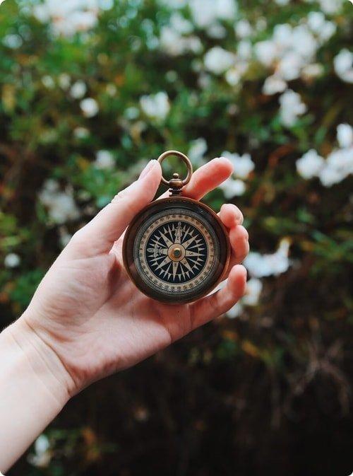 Wieso ist die Würde ein Kompass?