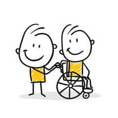 Kommunikationstipps einer Rollstuhlfahrerin