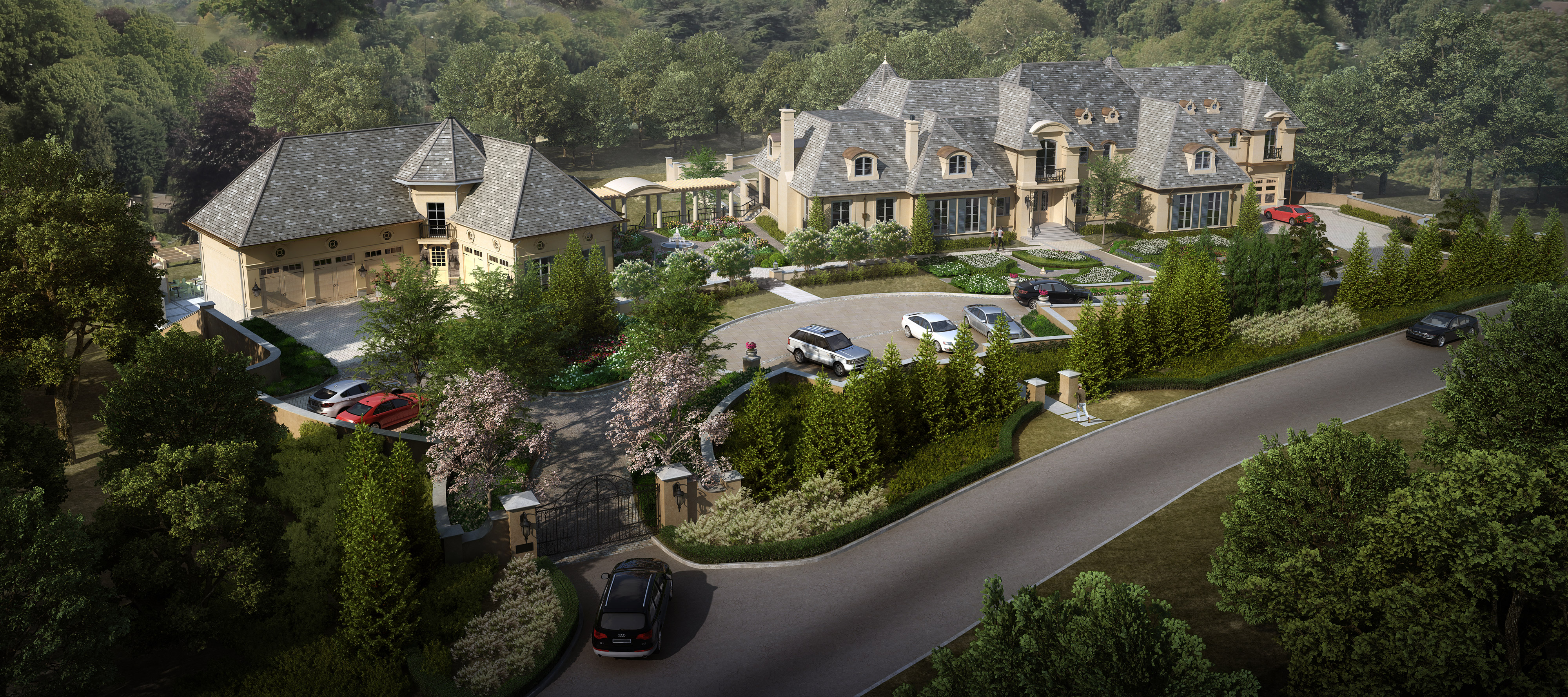 Chateau in McLean