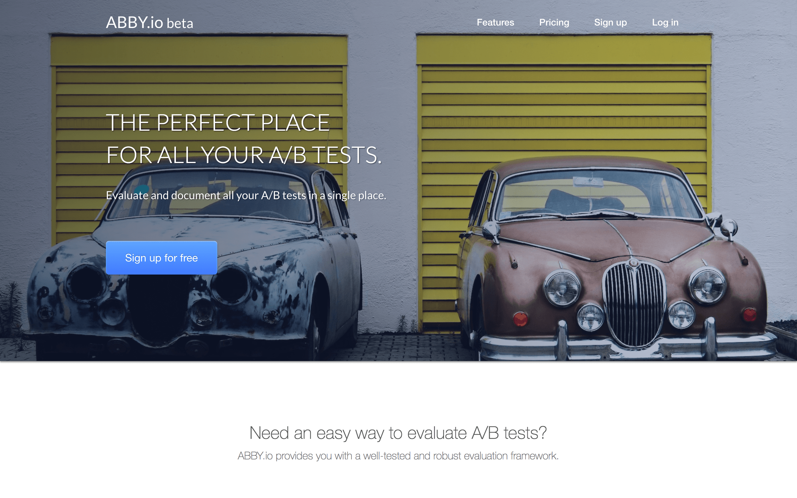 ABBY Website