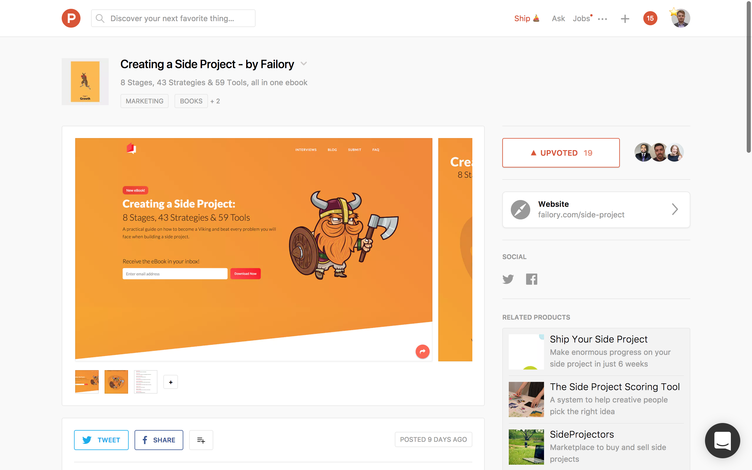 December report 40988 visits and 2759 subscribers ebook product hunt fandeluxe Gallery