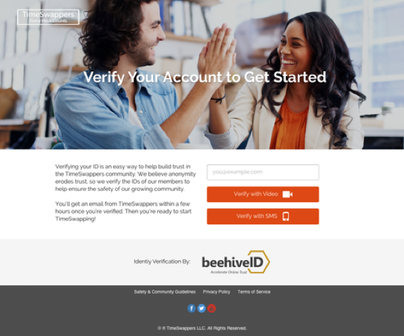 BeehiveID Website
