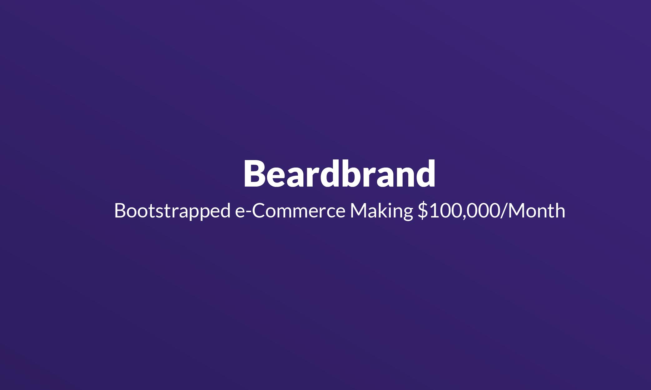Beardbrand Mistakes