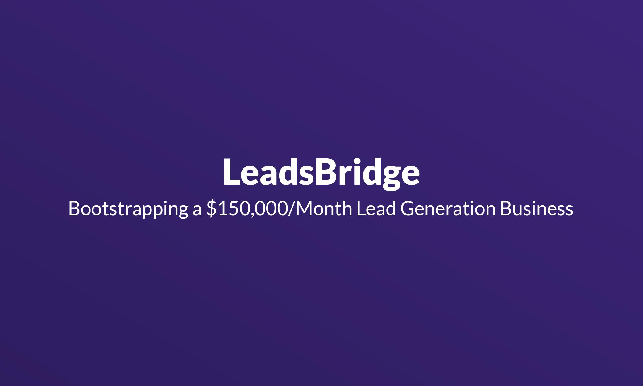 LeadsBridge Mistakes