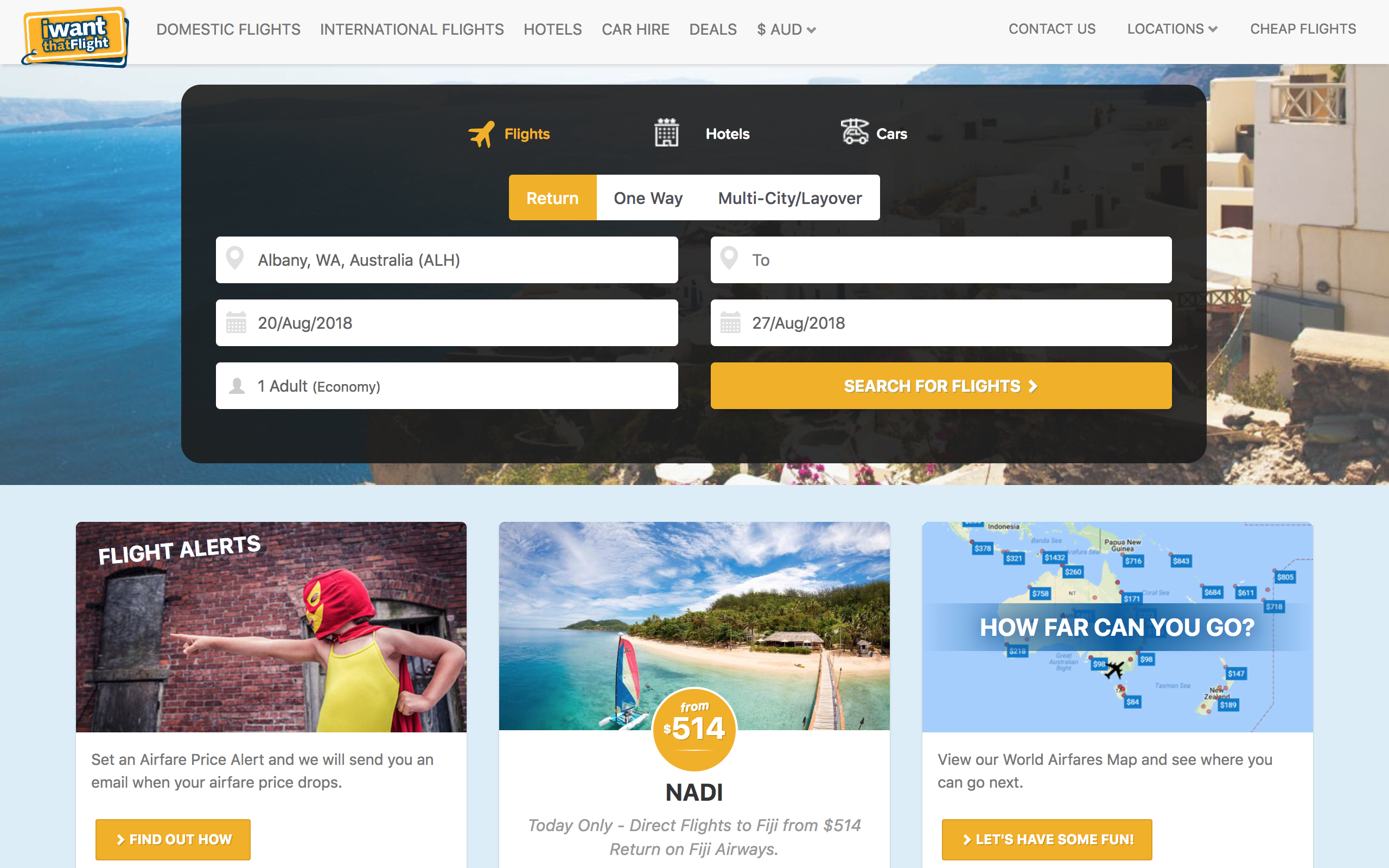 IWTF Homepage