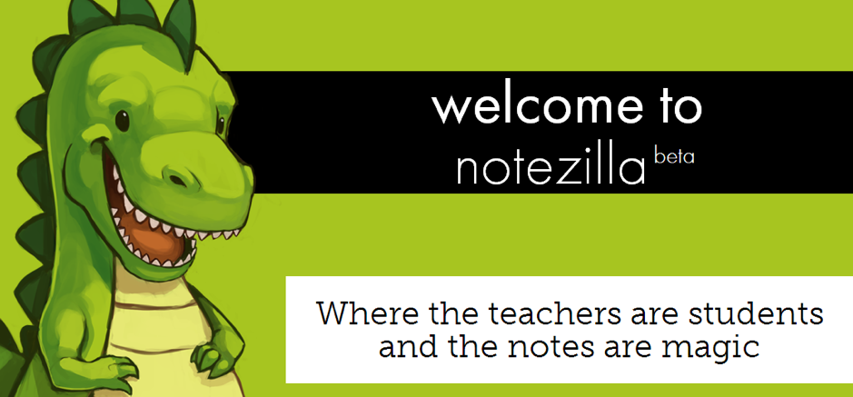 Notezilla Welcome