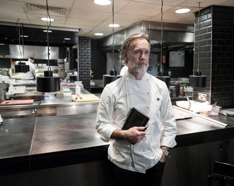 Stone Journal Chef