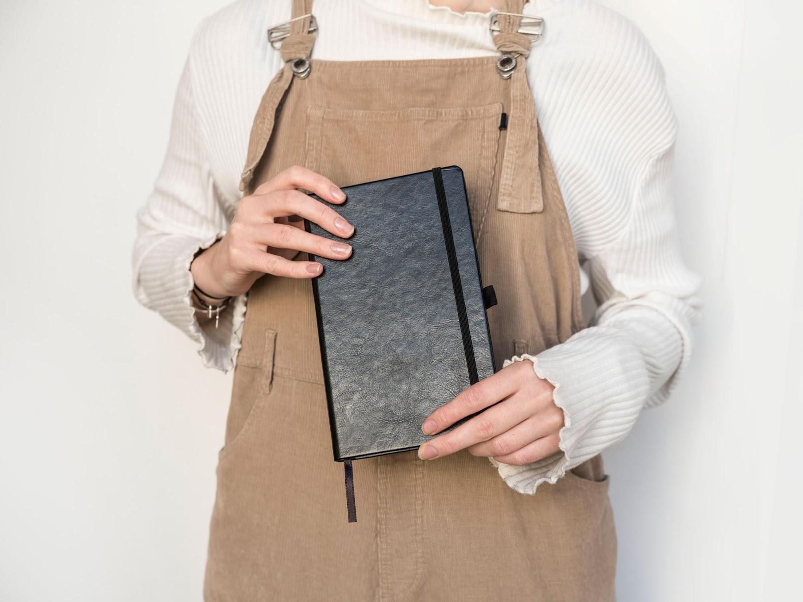 Stone Black Journal