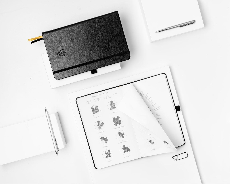 Stone Black & White Journal