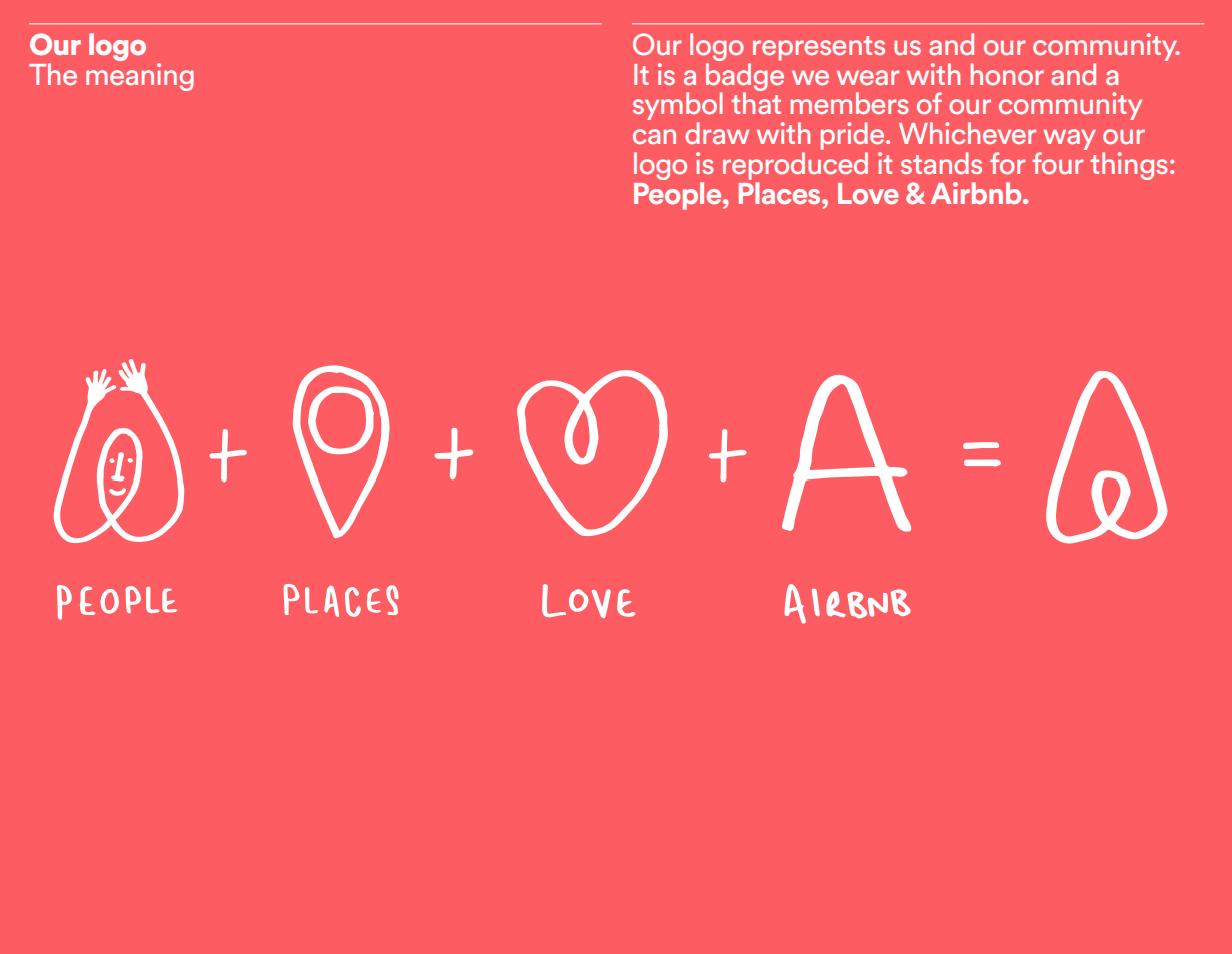 Airbnb's Logo