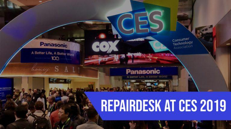 RepairDesk on CES