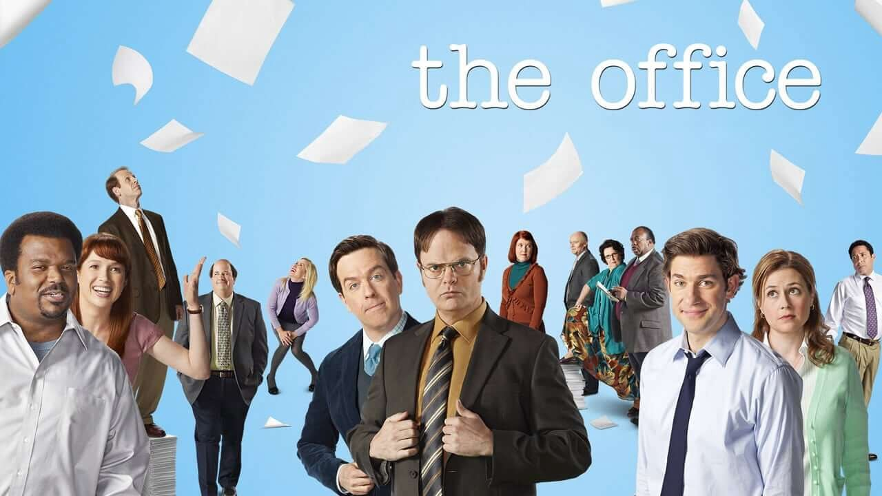 Business TV show #8: The Office