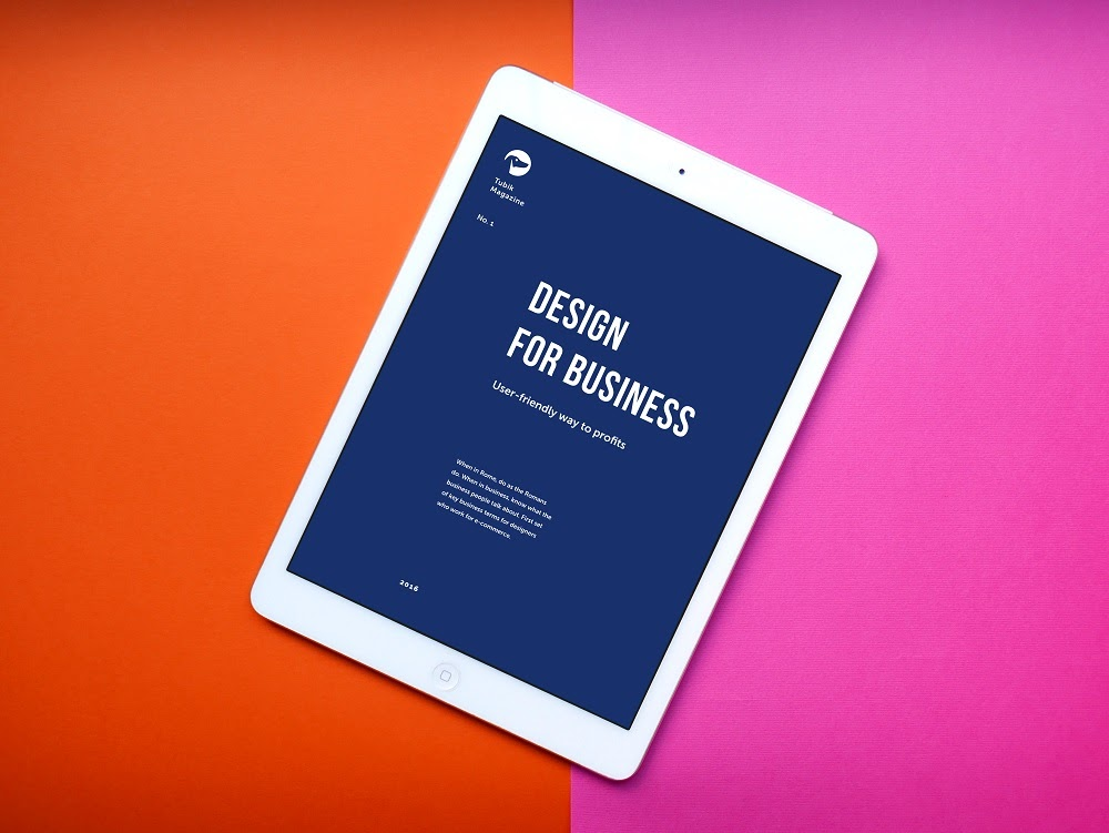 Business ebook 4: Design for Business