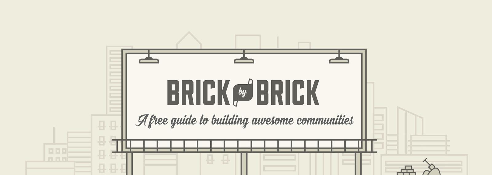 Free business ebook #8: Brick by Brick