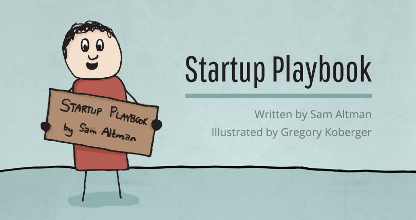 Business book pdf #10: Startup Playbook