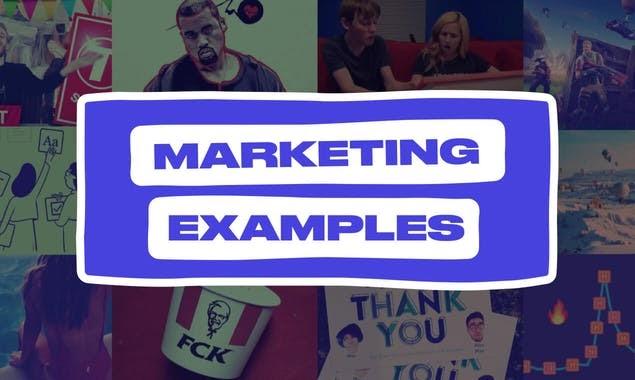 Entrepreneurship blogs#22: Marketing Examples