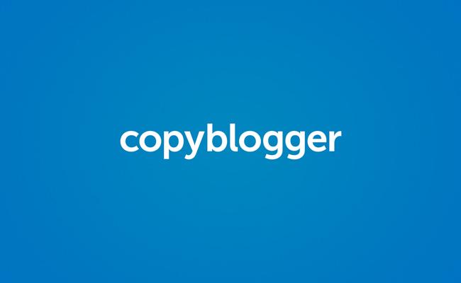 Blog for entrepreneur #1: Copyblogger