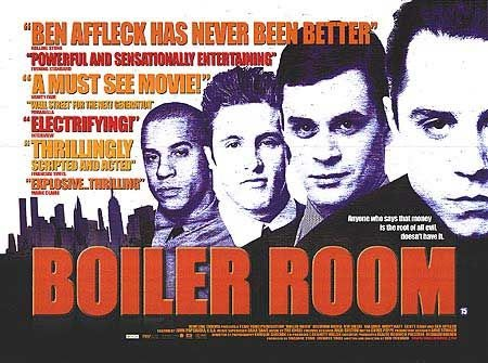 Best business movies #8: Boiler Room